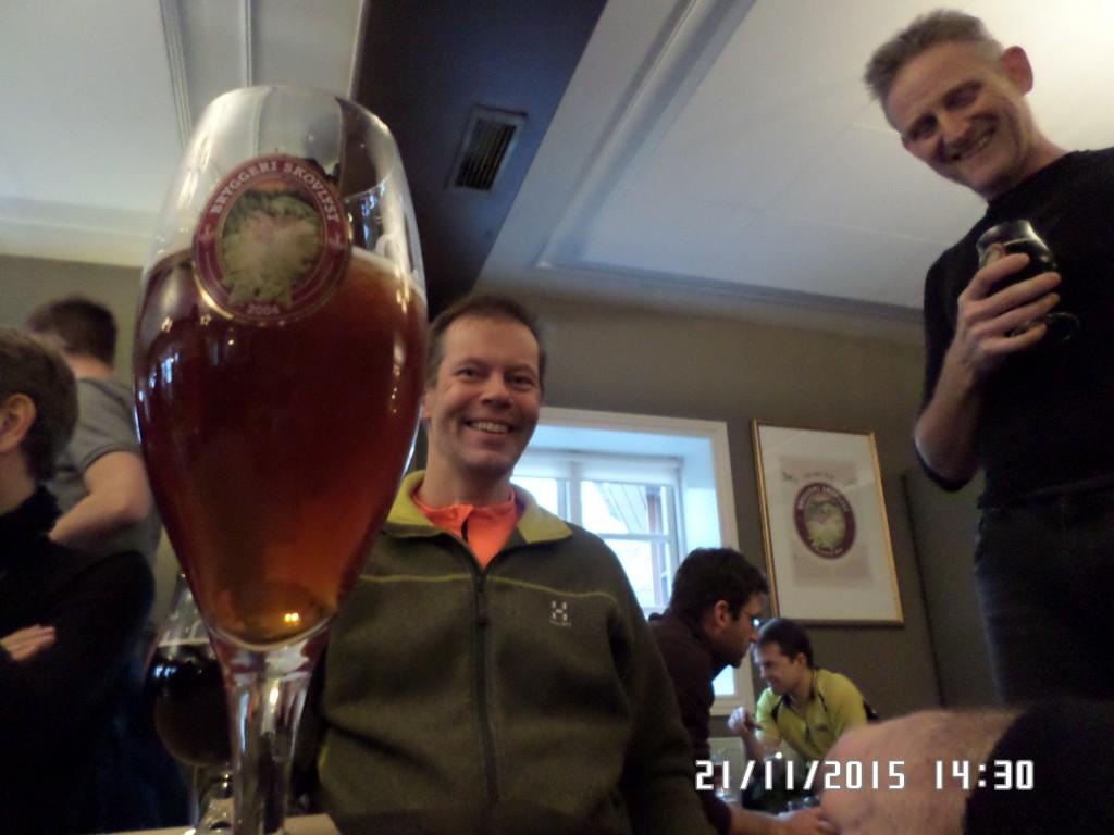 Nyder smagen på Bryggeri Skovlyst