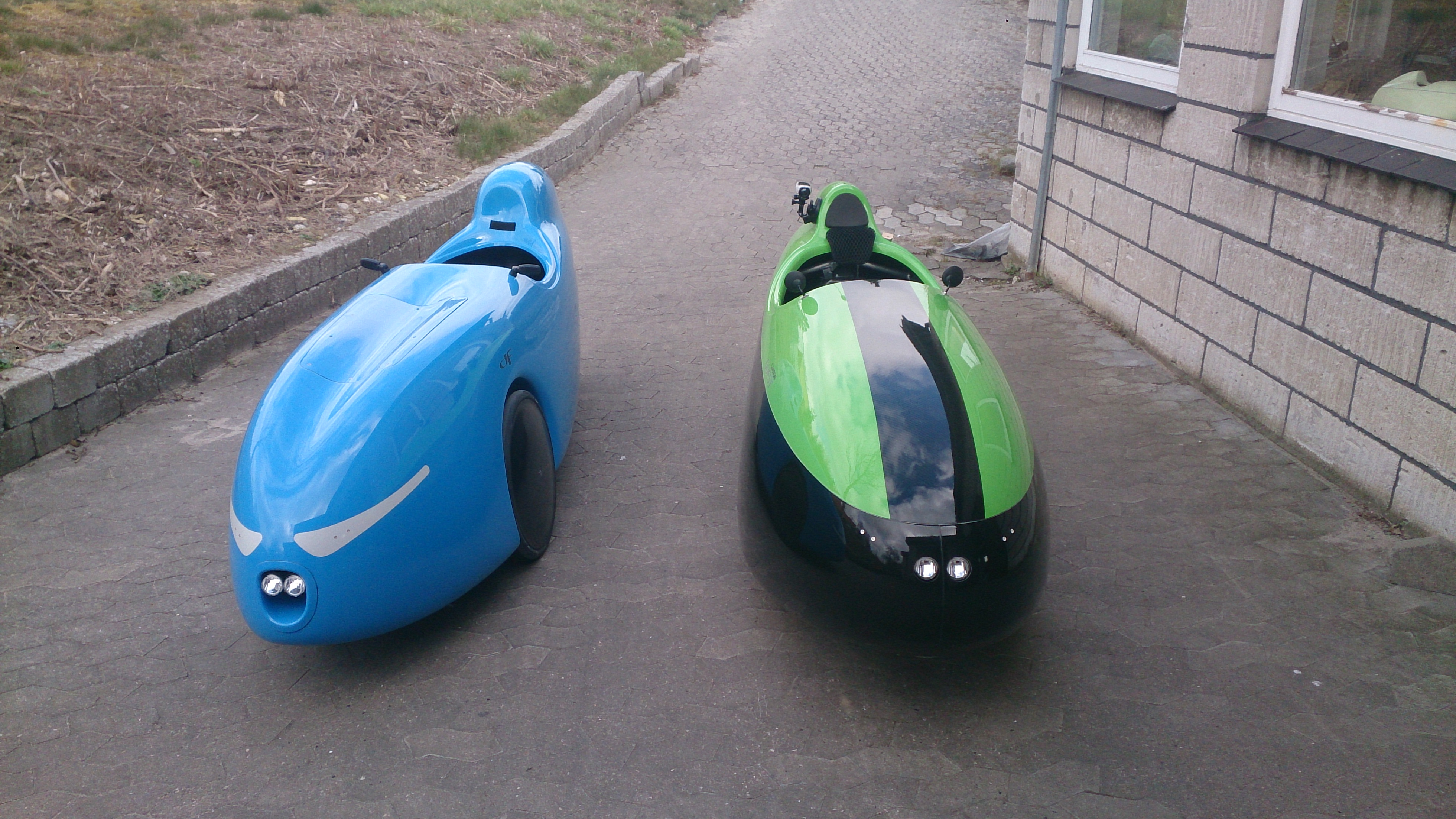 Df Og Quest Velomobile.