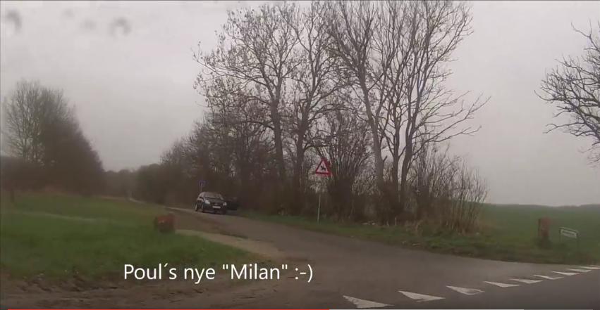 Ny Milan med klimaanlæg :-)