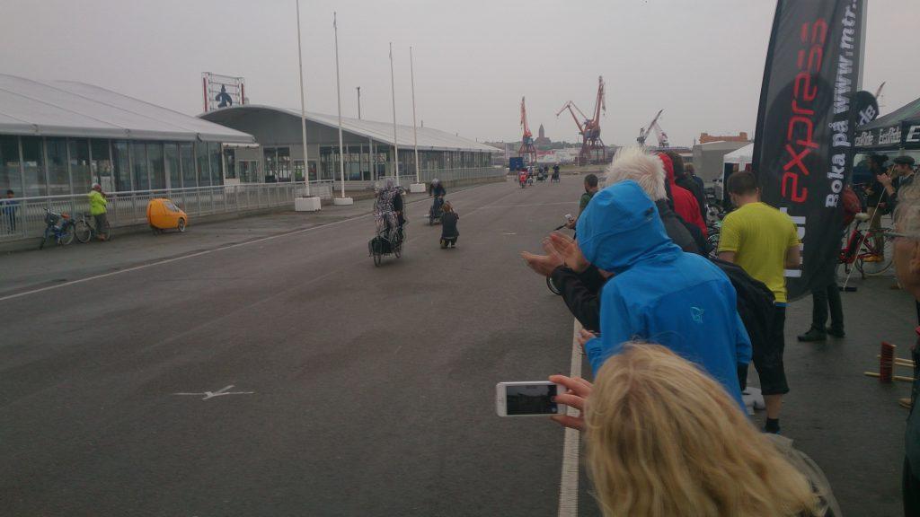 Göteborg Cykelkultur Kalas 2016 Cargo-Bike Race